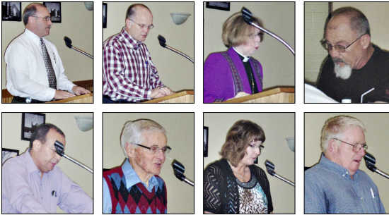 McCook Daily Gazette: Local News: Clergy, laity join for National ...