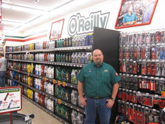 Local News: O'Reilly Auto Parts open (3/16/15) | McCook Gazette