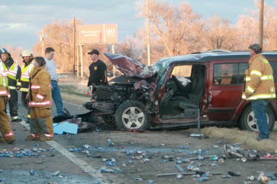 Local News: Injury accident (4/12/13) | McCook Gazette