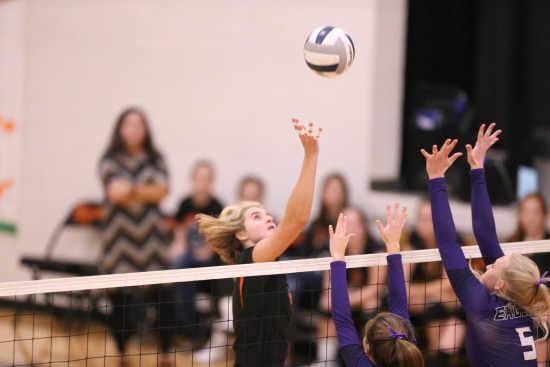 High School Sports Trojans Clinch Trip To State Volleyball Tourney 11 5 18 Mccook Gazette